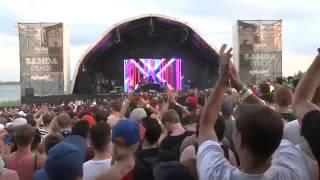 Splas 2014 - Afrob live on stage