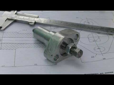 Презентация идеального натяжителя цепи ГРМ