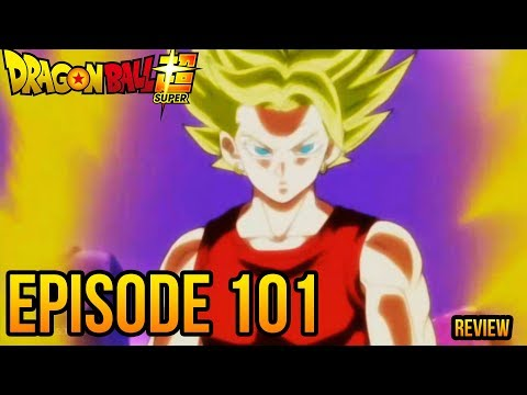 Dragon Ball Super Episode 101
