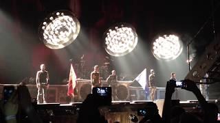 Rammstein - Sonne (Live in Philadelphia, PA) april 26, 2012