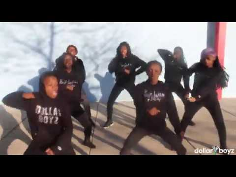 @CHRISBROWN'S PARTY CHOREOGRAPHY/TANGIN DANCE VIDEO BY THE @dollarboyz & @FirstLadiesofdb