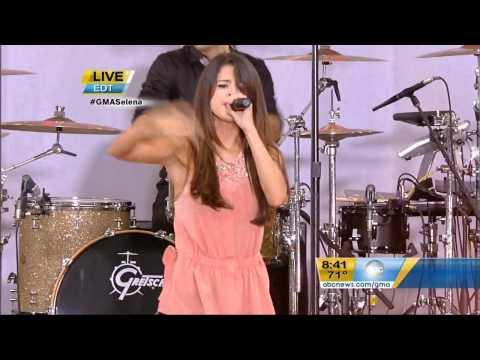Selena Gomez  (Who says. Love You Like a Love Song. Naturally.) HD