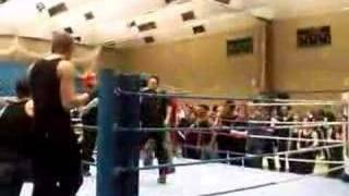 Sam UKC Kickboxing Tournament 08