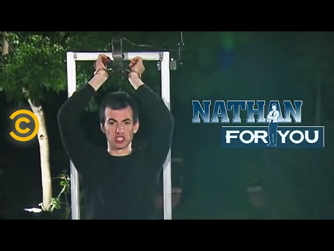 Nathan For You - Claw of Shame - The Event