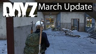 DayZ Xbox One Gameplay March Update Release Date Details & Game Launch