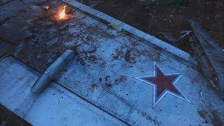 Кадры сбития российского штурмовика Су-25, пилот РОМАН Филиппов погиб.