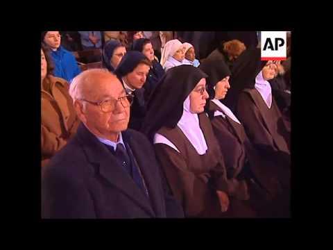 Portugal mourns death of Roman Catholic nun