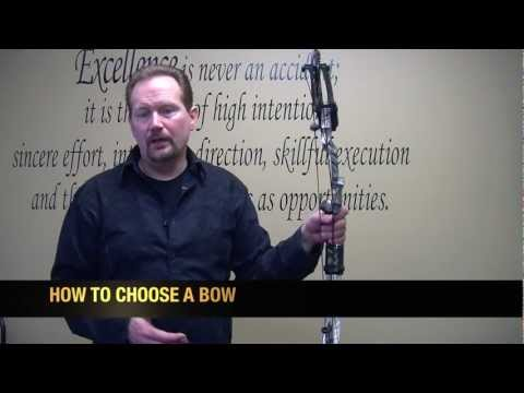 How To Buy A Bow - Matt McPherson CEO Mathews Bows