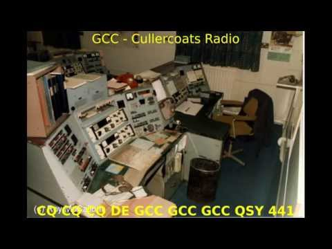 Channel CW Tea Party - maritime radio at 500kHz, część trzecia