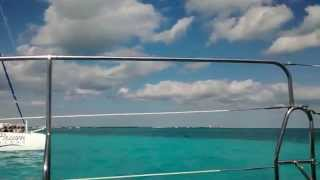 Catamaran Cancun - isla mujeres CARIBE MEXICANO