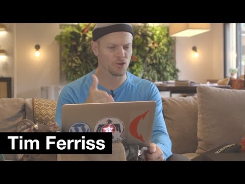 Tim Ferriss shares his podcast setup | Tim Ferriss