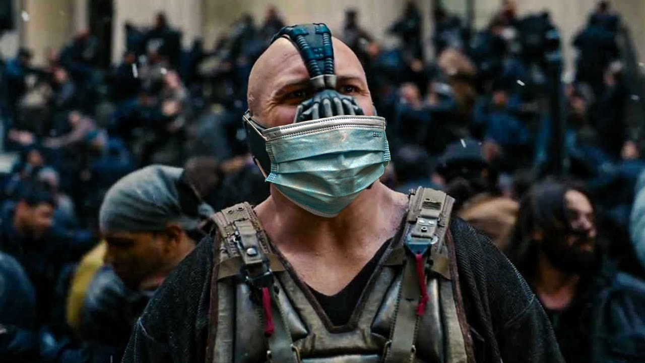 Bane Warned You About Wearing Masks Youtube