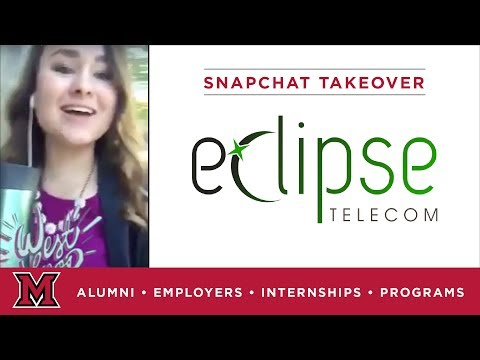 Marilyn's Communications Internship For Eclipse In Chicago, IL