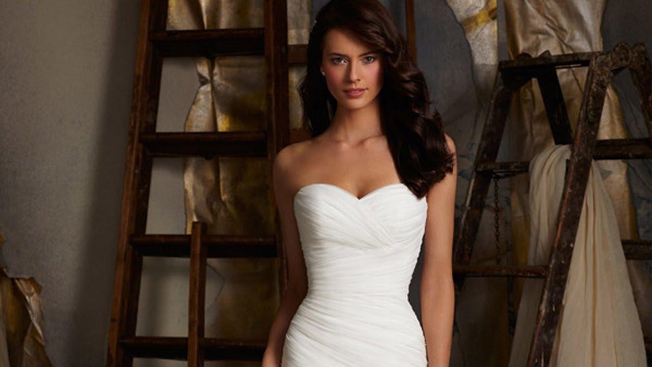 36b216d58c0 Mori Lee 5108 Wedding Dress - YouTube