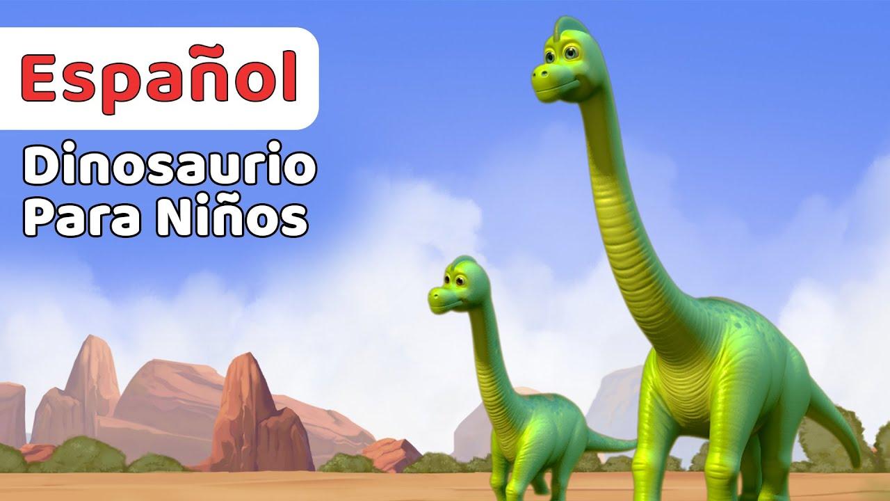 Brachiosaurio Dinosaurios Para Niños Las Mejores Canciones Infantiles Compilacion Youtube