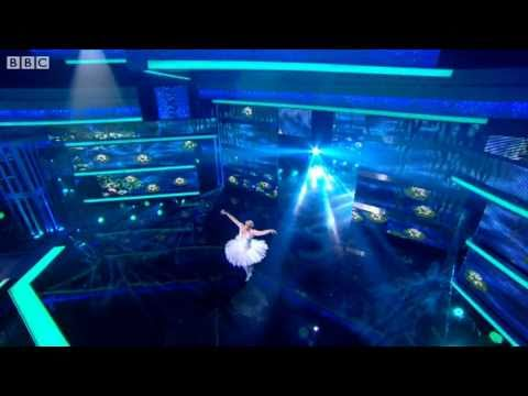 """Ade Edmondson Dances to """"The Dying Swan""""- Let"""