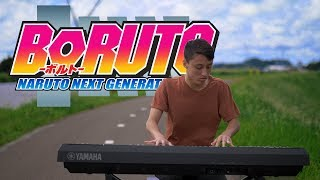 This is my piano cover of the opening of Boruto (ボルト) Naruto (なると) Next Generations, Baton Road (バトンロード) by KANA-BOON. I'm kind of late with this ...