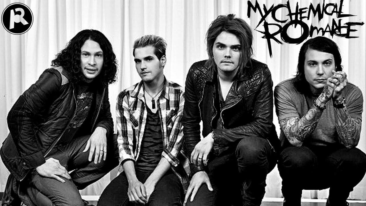 top 10 my chemical romance songs youtube