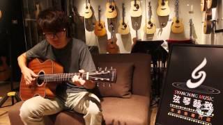 Benson Guitar | BF-MA1C BF-MA2C 試彈影片