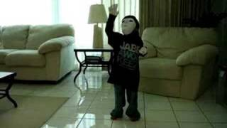 Jabbawockeez Apologize Baby Dance (1st try)