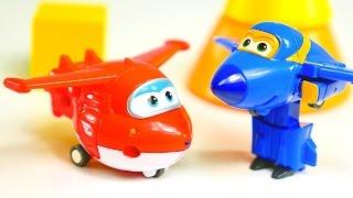 Супер Крылья. Игрушки самолеты. Видео для детей про спасение самолета Брио