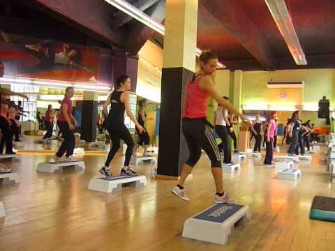 Cours de Step Club Med Gym