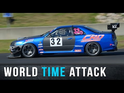 World Time Attack Challenge  2015 Highlights