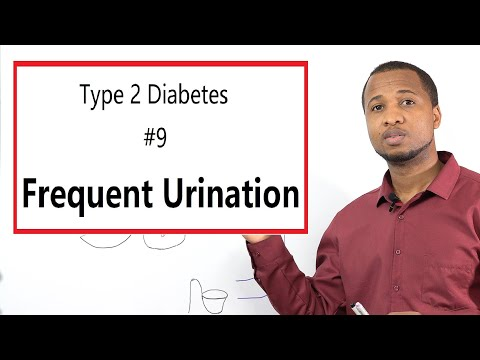 Why High Blood Sugar Cause Frequent Urination and Thirst: Type 2 Diabetes #9