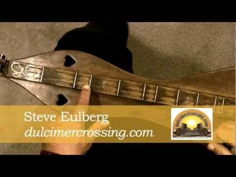 Free Dulcimer Lesson: The Left Hand