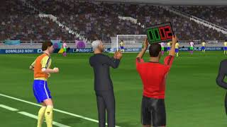 Juventus vs Real Madrid Dream League Soccer 2018 Android Gameplay #112