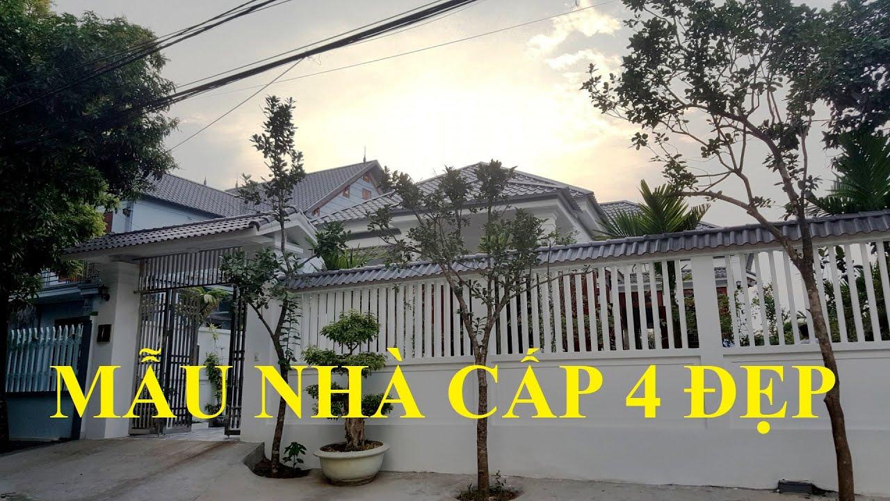 Mẫu nhà cấp 4 đẹp nhất hiện nay tại Ninh Bình