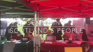 Victoria Genealogical Society at the 2018 Victoria Highland Games
