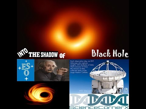 In The Shadow Of The Black Hole. | Ft. European Southern Observatory (ESO) | Science Corner X|