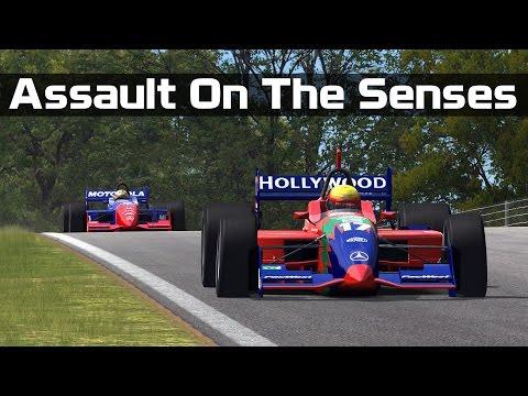 Automobilista - Assault On The Senses (Cart Extreme @ 88 Adelaide)