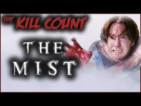 The Mist (2007) KILL COUNT