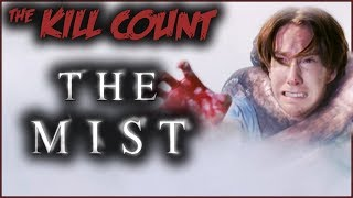 The Mist (2007) KILL COUNT