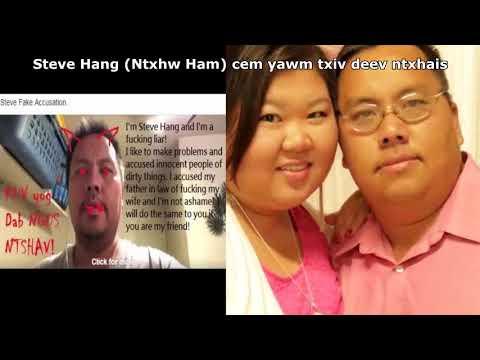 yawm txiv deev ntxhais steve hang (ntxhw haam) thumbnail