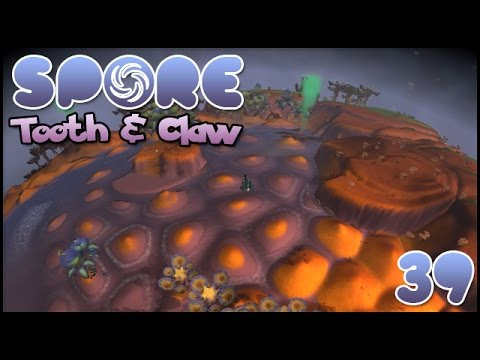 Stomping on the Elephant Empire!!    Spore! Tooth & Claw - Episode #39
