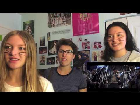 Guckkasten- Challenge MV Reaction