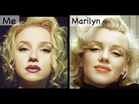Marilyn Monroe Makeup Transformation - Her Tips And Tricks