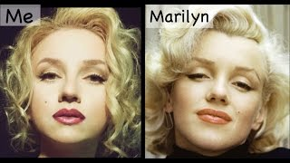 Marilyn Monroe makeup tutorial how to - tips and tricks