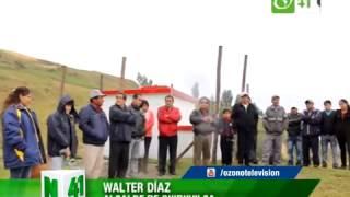 NOTA INAUGURACIO DE AGUA POTABLE EN CASERIO LLARAY 21 JULIO + OZ