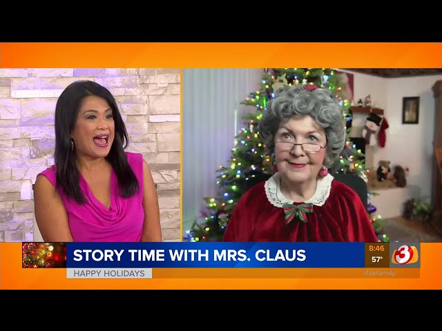 Festive Faves With Mrs. Claus