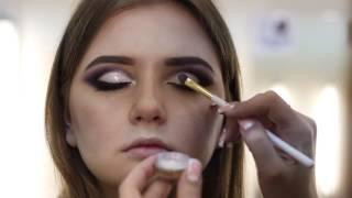Преображение, Вечерний макияж, техника