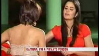 Katrina Kaif interview - Is Salman Khan her boyfriend ???