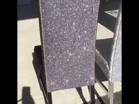 The Glitter Furniture Company Dining Room Chairs