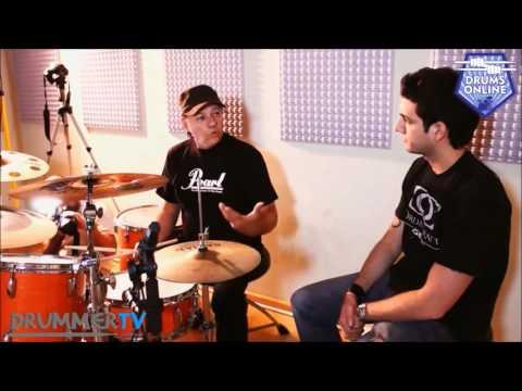 Drumsonline #5 | Fito Messina | Técnica de bombo p/ fusión