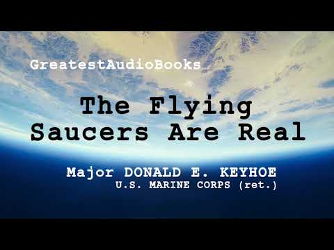🛸 THE FLYING SAUCERS ARE REAL 👽 - FULL AudioBook 🎧 | GreatestAudioBooks