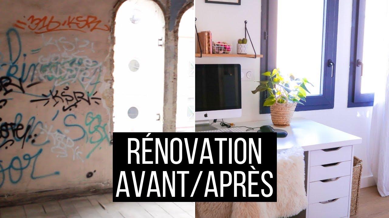 Relooking Maison Avant Apres rénovation : avant/après | tribulationsdanais