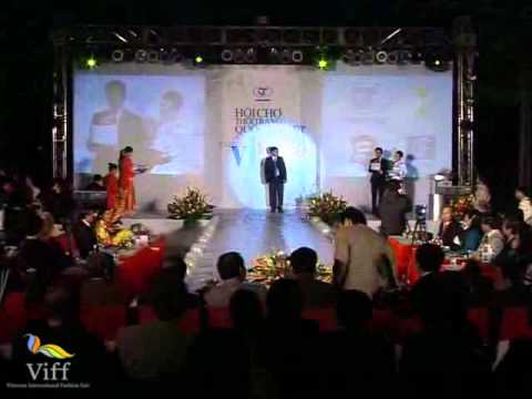 Hoi cho Thoi trang Quoc te Viet Nam - VIFF 2009 tai Ha Noi - Le khai mac (part 2)
